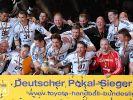 THW Kiel ist wieder da: Siebter DHB-Pokalsieg (Foto)