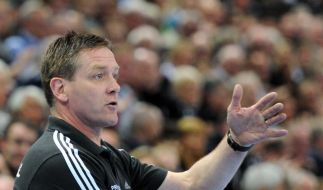 THW Kiel vor 17. Handball-Titel - Berlin Dritter (Foto)