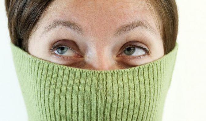 Tief durchatmen: Die Angst vorm roten Kopf abbauen (Foto)