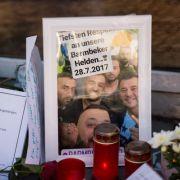 Behörde verpasste Abschiebefrist für Hamburger Messer-Angreifer (Foto)