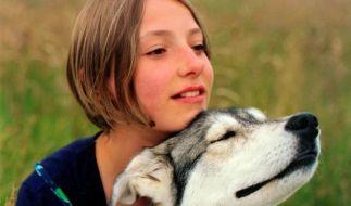 Tierische «Therapeuten» (Foto)