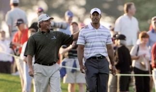 Tiger-Mania um Woods-Comeback in Augusta (Foto)