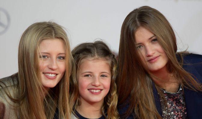 Luna und Emma Schweiger privat: Strenger Papa? So steht