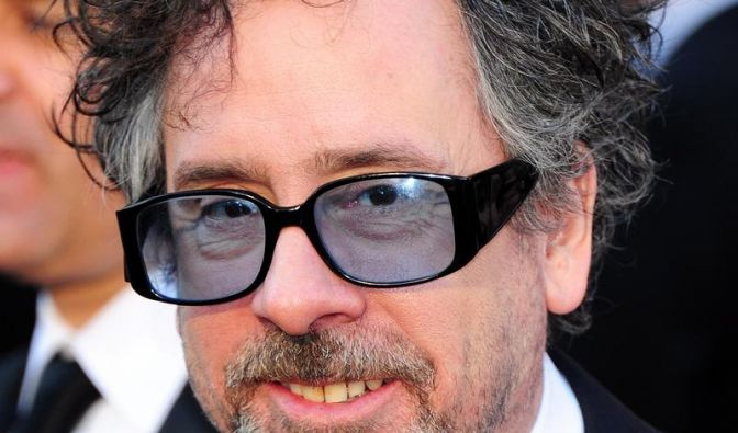 Tim Burton entwirft Ballon für Thanksgiving-Parade (Foto)