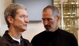 Tim Cook: Heimliches Apple-Genie wird Konzernchef (Foto)