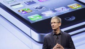 Tim Cook präsentiert das neue iPhone (Foto)