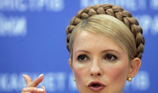 Timoschenko: Boykott der Fußball-EM «schlechte Idee» (Foto)