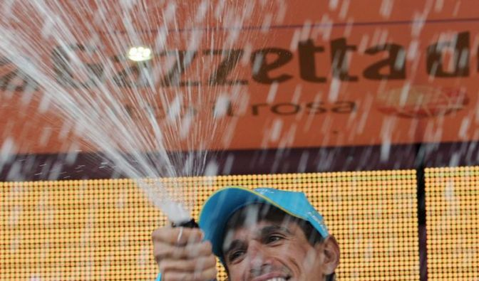 Tiralongo gewinnt erste Bergankunft beim Giro d'Italia (Foto)