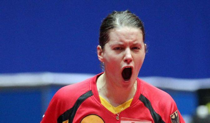 Tischtennis-Damen ohne Mühe im Viertelfinale (Foto)