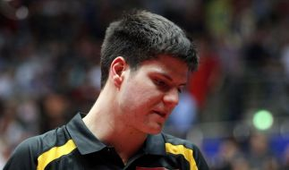 Tischtennisprofi Ovtcharov verpasst Halbfinale (Foto)