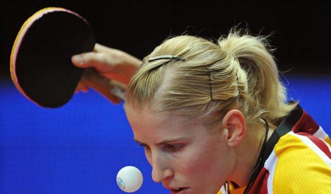 Tischtennisspielerin Silbereisen bei Olympia dabei (Foto)