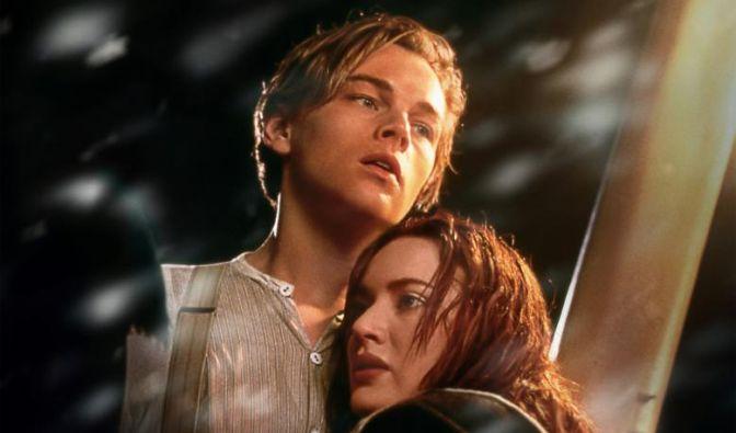 Titanic hat Kate Winslet berühmt gemacht. (Foto)