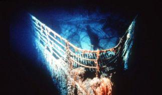 Titanic-Wrack (Foto)