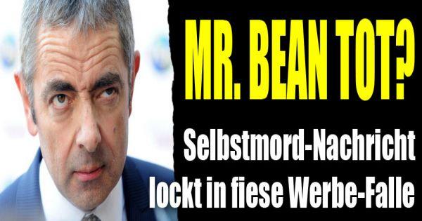 Mr Bean Gestorben