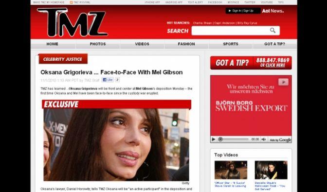 TMZ (Foto)