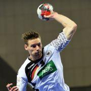 Deutsche Handballer schlagen auch Russland (Foto)