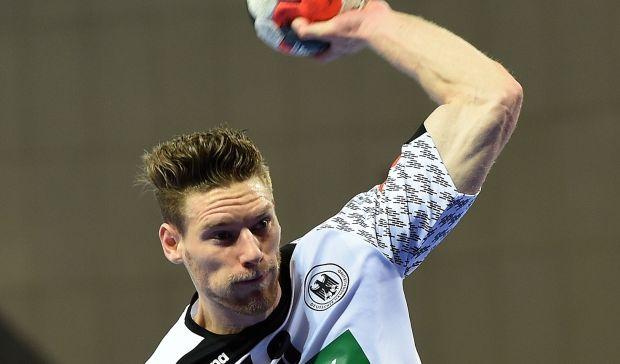 Tobias Reichmann im Einsatz. Auch auf ihn darf Deutschland in den Hauptrunden-Spielen vertrauen. (Foto)