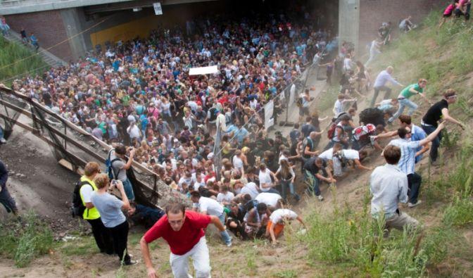 Todesfalle Loveparade (Foto)