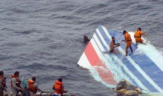 Todesflug AF 447: Wrack auf dem Meeresboden geortet (Foto)