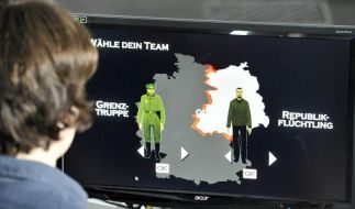 Todesstreifen interaktiv: Spiel will Geschichte vermitteln (Foto)