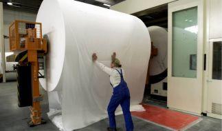 Toilettenpapier (Foto)