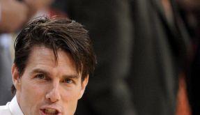 Tom Cruise besucht Harvard-Vorlesung (Foto)