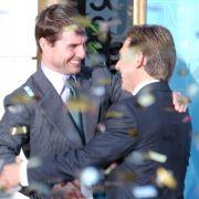 2004 bekam Tom Cruise den Scientology-Sonderorden «Freedom Medal of Valor».