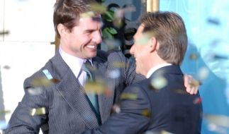 2004 bekam Tom Cruise den Scientology-Sonderorden «Freedom Medal of Valor». (Foto)