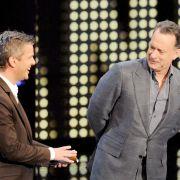 Tom Hanks wundert sich über das Konzept von Wetten, dass..?.