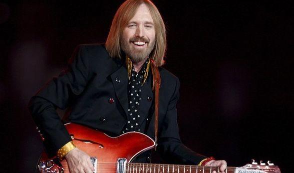 Tom Petty, Musiker (20.10.1950 - 02.10.2017) (Foto)