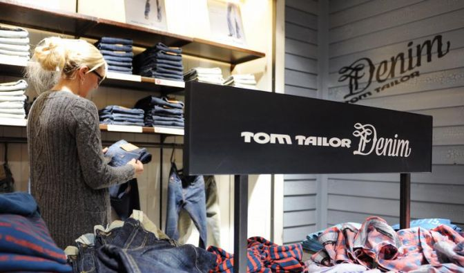 Tom Tailor will von Bonita-Übernahme profitieren (Foto)