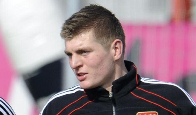 Toni Kroos bis 2015 bei Bayern München (Foto)