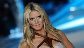 Topmodel Heidi Klum moderiert die Show. (Foto)