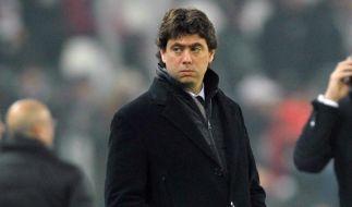 Topspiel in Italien: Der Meister will Juve knacken (Foto)