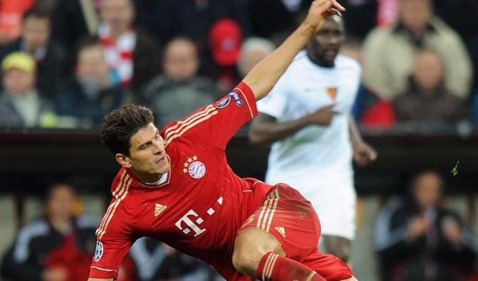 Tor, Tor, Tor, Tor - Gomez kratzt am Messi-Rekord (Foto)