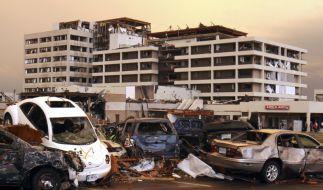 Tornado in den USA (Foto)