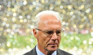 Torwarttausch: Beckenbauer kritisiert van Gaal (Foto)
