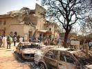Tote bei Anschlägen auf nigerianische Kirchen (Foto)