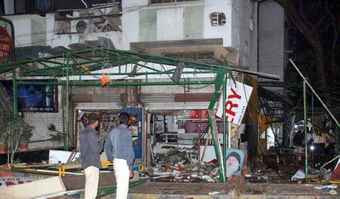 Tote bei Anschlag auf Szene-Café in Indien (Foto)