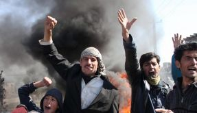 Tote bei Protesten gegen Koranverbrennung (Foto)