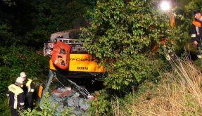 Toter und 21 Verletzte bei Busunfall in Bayern (Foto)