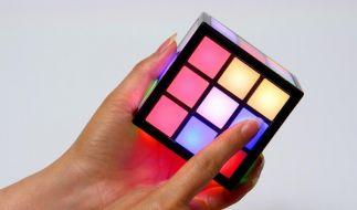 Touchcube auf der Cebit (Foto)