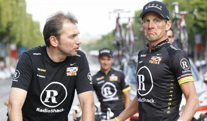 Tour mal wieder von Doping-Debatte flankiert (Foto)