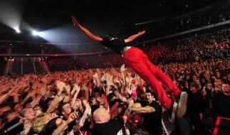 Tourauftakt Green Day (Foto)