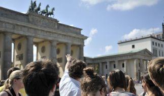 Tourismus in Deutschland boomt (Foto)