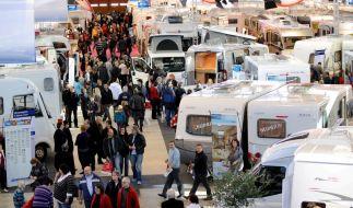 Tourismusmesse CMT beginnt (Foto)