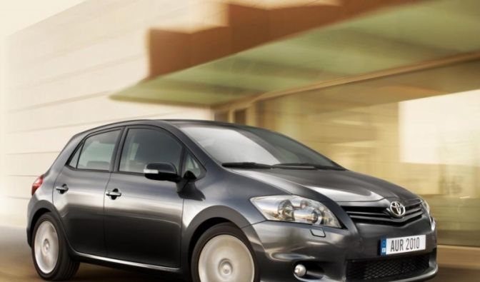 Toyota Auris 1.33 (Foto)