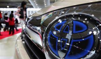Toyota in Not (Foto)