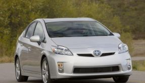 Toyota Prius III (Foto)