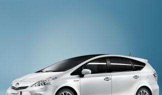 Toyota Prius+: Kompakter Hybrid-Van kostet ab 29 900 Euro (Foto)